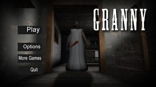 Granny (MOD, God Mode) free on android 1