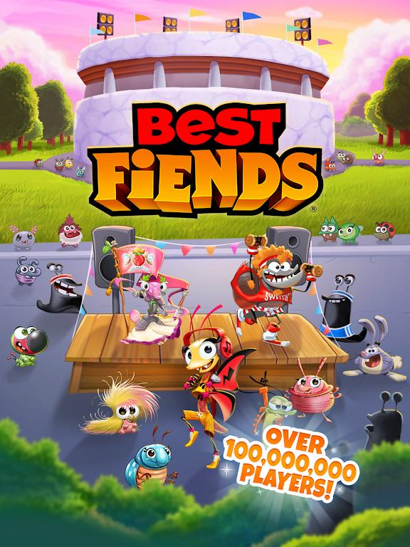 Best Fiends poster 23