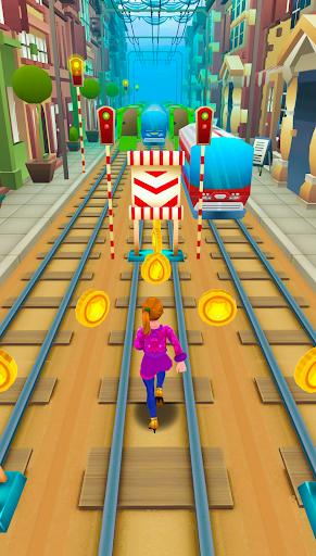 Subway Princess Surf - Endless Run 2.0.2 screenshots 1