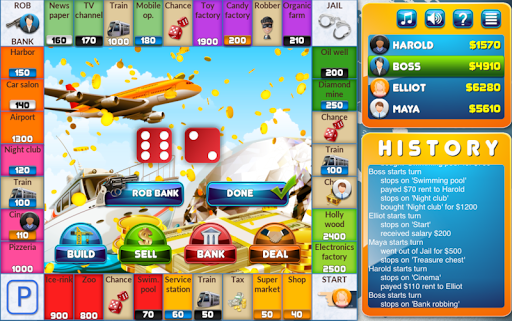 CrazyPoly - Business Dice Game  Screenshots 17