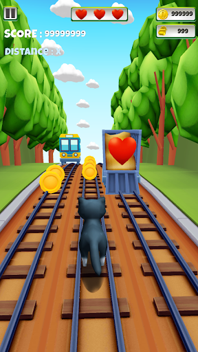 Cat Run 3D 2.0 screenshots 3