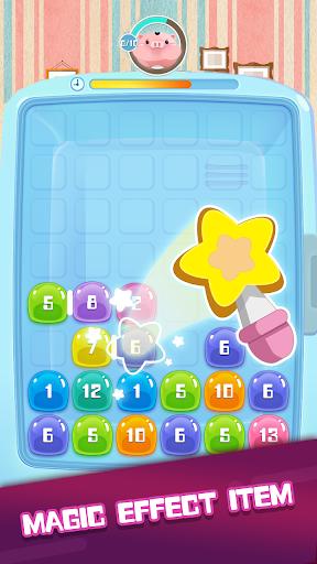 Number Merge Fun - Fun to merge Number Blocks 1.0.5 screenshots 1
