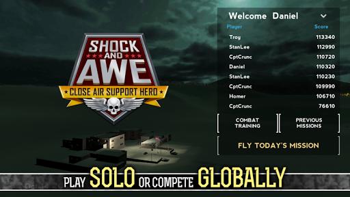 close air support hero: a-10 warthog screenshot 3