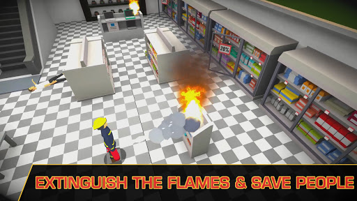 Fire Force Simulator Firefighters Police Ambulance screenshots apkspray 2