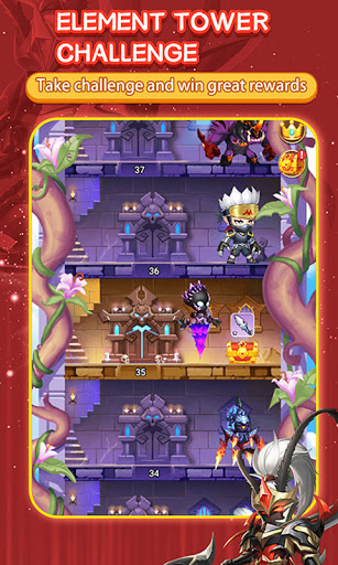 Idle Chaos-Hero Clash screenshots 6