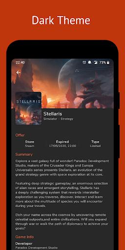 Free Games Radar for Steam, Epic Games, Uplay  Screenshots 6