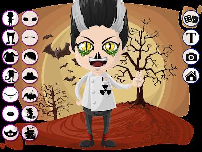 halloween costumes & games hack