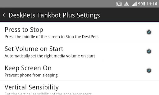 DeskPets Tankbot Plus For PC Windows (7, 8, 10, 10X) & Mac Computer Image Number- 9