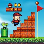 Super arcade. Pixel games adventure. Retro games