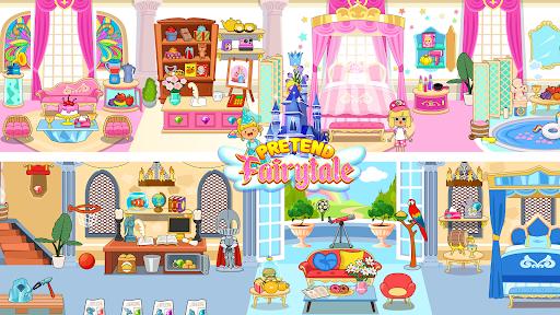 My Pretend Fairytale Land - My Royal Family Game screenshots 8
