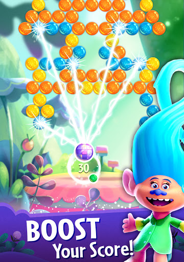 DreamWorks Trolls Pop: Bubble Shooter & Collection  screenshots 14