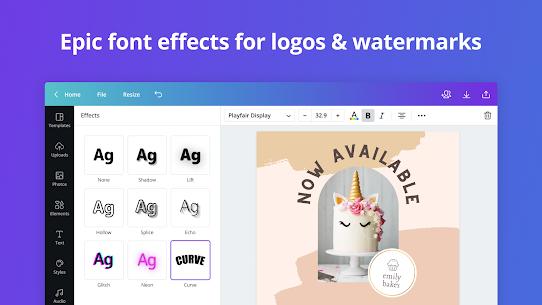 Canva: Graphic Design, Video Collage, Logo Maker NEW 2021* 13