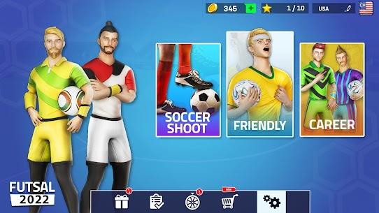 Indoor Soccer Games: Play Football Superstar Match 3