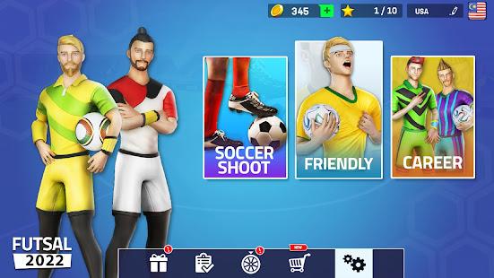 Indoor Soccer Games: Play Football Superstar Match 114 Screenshots 3