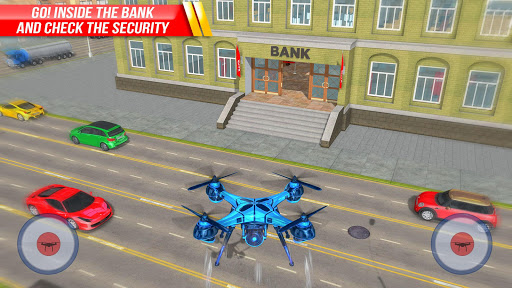 Drone Attack Flight Game 2020-New Spy Drone Games 1.5 screenshots 14