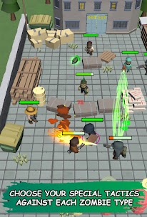 Hunter Memoirs: Zombie Apocalypse. Modern Archer. Hack for iOS and Android 1