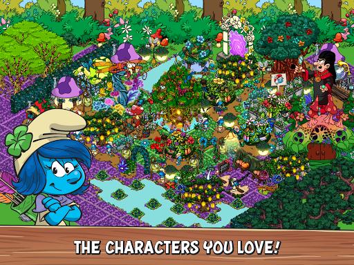 Smurfs' Village 2.02.1 screenshots 10
