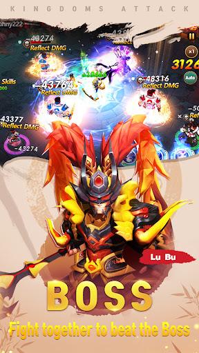 Kingdoms Attack  screenshots 5