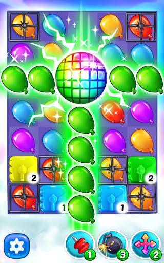 Balloon Paradise - Free Match 3 Puzzle Game Apkfinish screenshots 4