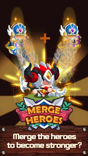 Merge Heroes Frontier: Casual RPG Online 3.3.0 screenshots 16