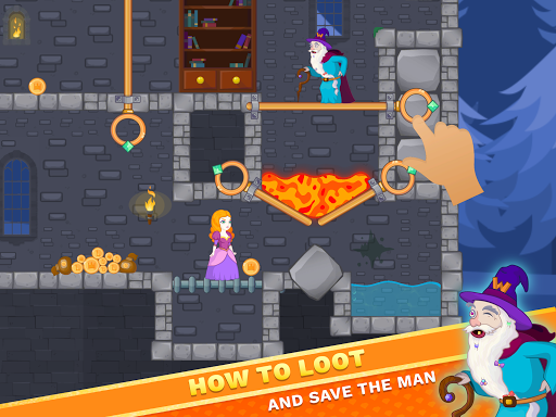 How To Loot: Pull Pin & Logic Puzzles  screenshots 14