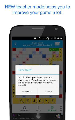 Lexulous Word Game 5.6.89 screenshots 7