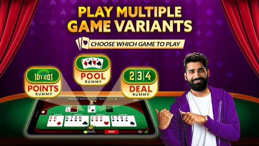 Junglee Rummy : Play Indian Rummy Card Game Online screenshots 9