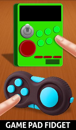 Anti stress fidgets 3D cubes - calming games  screenshots 18