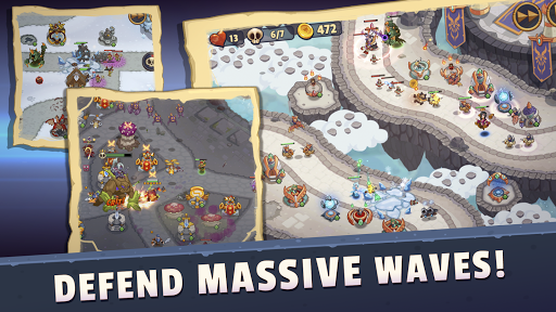 Realm Defense: Epic Tower Defense Strategy Game 2.6.4 Screenshots 1