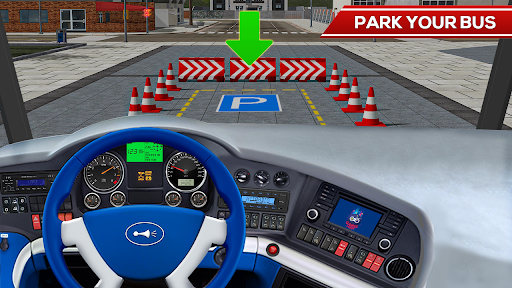 Public Bus Simulator: New Bus Driving games 2021 1.24 screenshots 2
