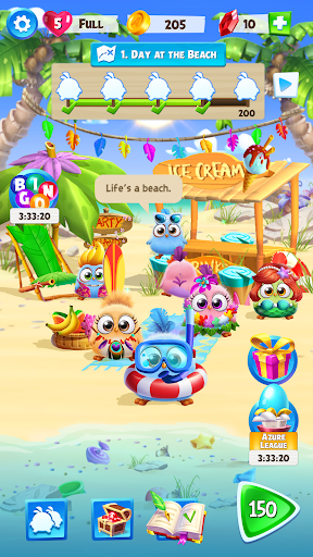 Angry Birds Match 3 4.5.1 screenshots 6