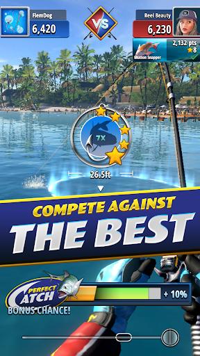 TAP SPORTS Fishing Game  screenshots 5