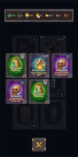 Look, Your Loot! - A card crawler  screenshots 3