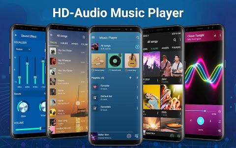 Music player - Mp3 player & Bass Booster 1.3.3