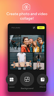 Video Collage: Video & Photo Collage Maker