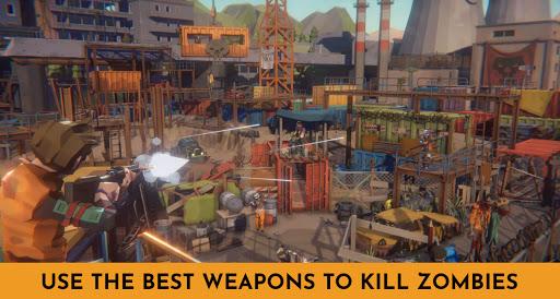 Code Triche Zombie Survival Battle: Apocalypse Tsunami (Astuce) APK MOD screenshots 4