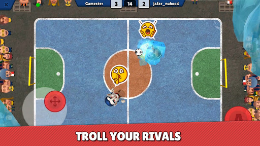 Football X u2013 Online Multiplayer Football Game screenshots 4