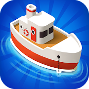 Merge Ship - Idle Tycoon Game