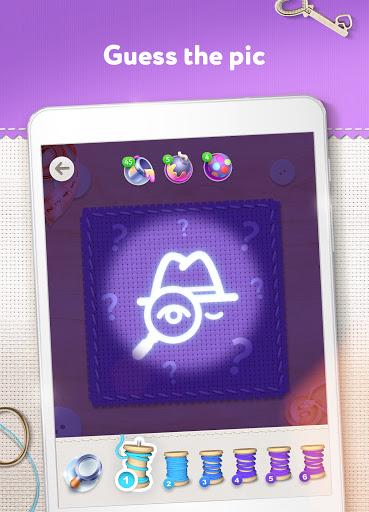 Magic Cross Stitch: Color Pixel Art 2.9.1 screenshots 19