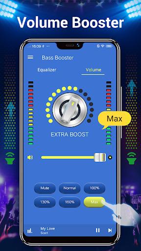 Equalizer -- Bass Booster & Volume EQ &Virtualizer 1.5.3 Screenshots 6
