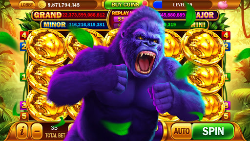 Golden Casino: Free Slot Machines & Casino Games 1.0.431 screenshots 1