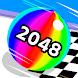 BallRun2048 - Androidアプリ
