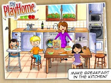 My PlayHome : Play Home Doll Houseのおすすめ画像2