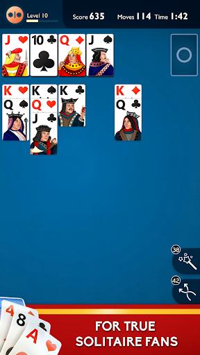 Solitaire Plus apkpoly screenshots 2