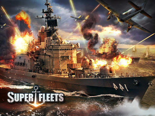 Super Fleets - Classic apkpoly screenshots 11
