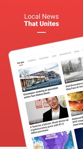 News Break: Local Breaking Stories & US Headlines  Screenshots 13