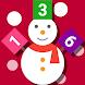 PN Xmas - 数字パズルゲーム『PutNumber』のクリスマス・エディション - Androidアプリ
