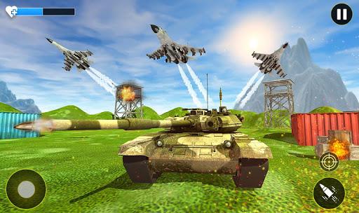 Tank vs Missile Fight-War Machines battle 1.0.7 de.gamequotes.net 5