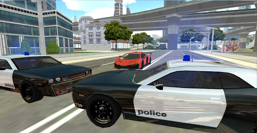 police helicopter pilot 3d screenshot 3