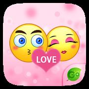GO Keyboard Sticker Love Emoji
